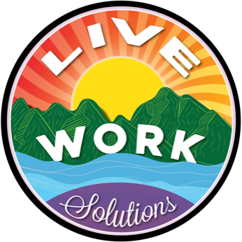Logo for Live Work Solutions